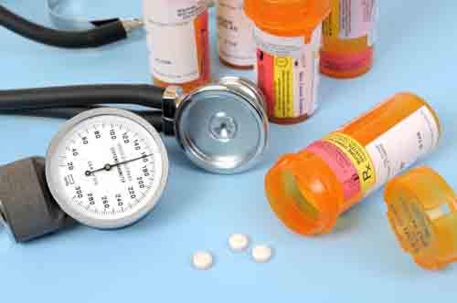 داروهایی برای درمان فشار خون بالا